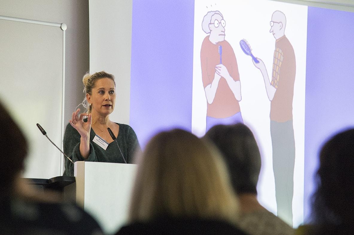 Les nouvelles modalités de l'accompagnement des personnes âgées en EMS – EESP Lausanne